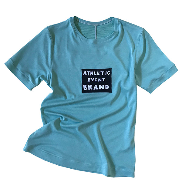 Wool Athletic Event Brand Shirt