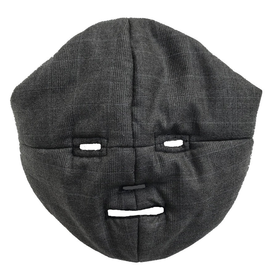 Wool Puff Mask