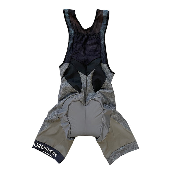 Monochrome Objective Cuttings Bib Shorts