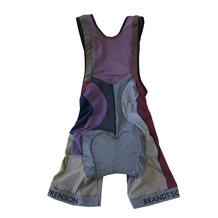 Objective Cuttings Bib Cycling Shorts