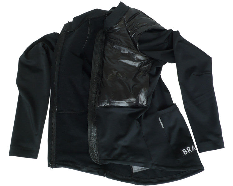 Obsidian Fleece DWR Jacket 2015