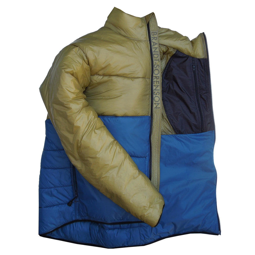 Ultralight Split Puff Jacket