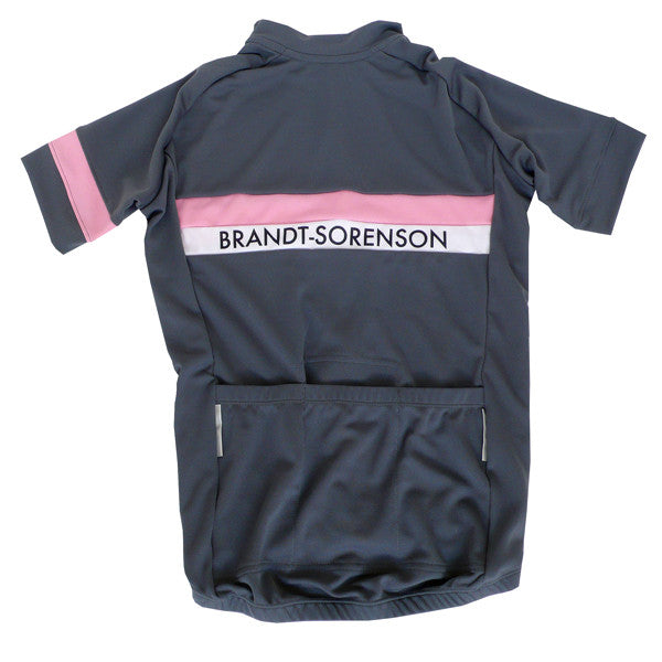 Scout Jersey: Gray/Pink 2012