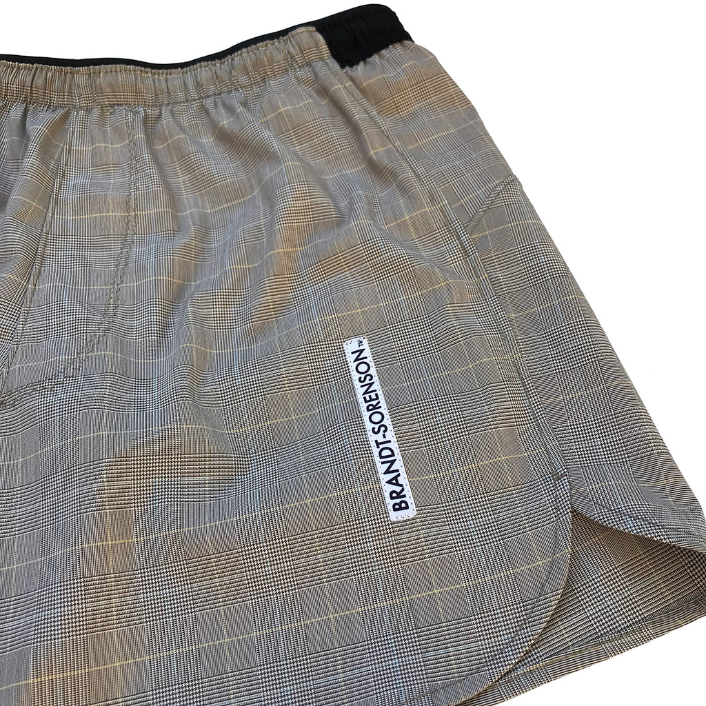 Prince of Wales Run Shorts