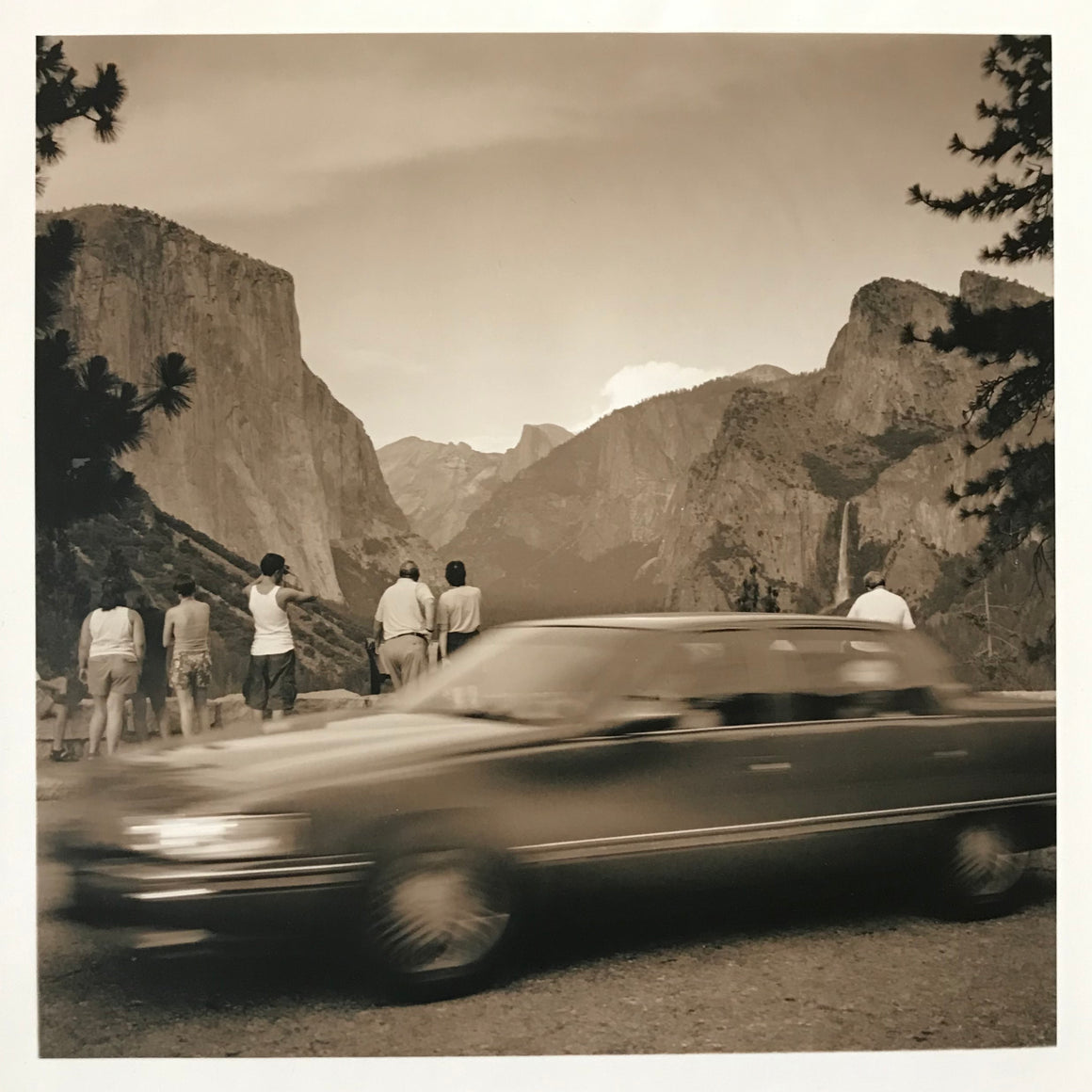 CARS OF YOSEMITE (2)