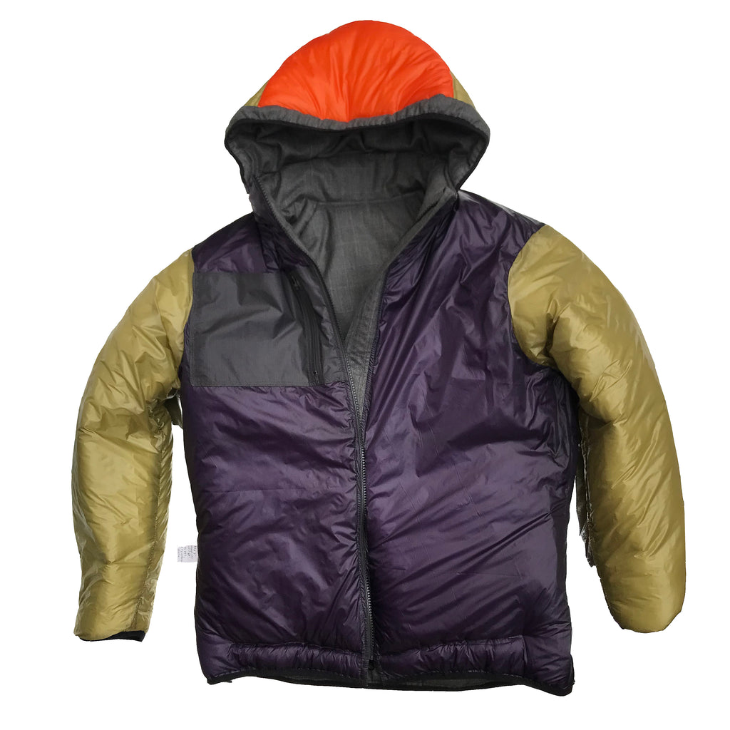 Wool Ultralight Puff Jacket