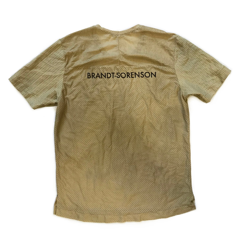 FREETOWN CHRISTIANIA GARMENT-DYED RUN SHIRT