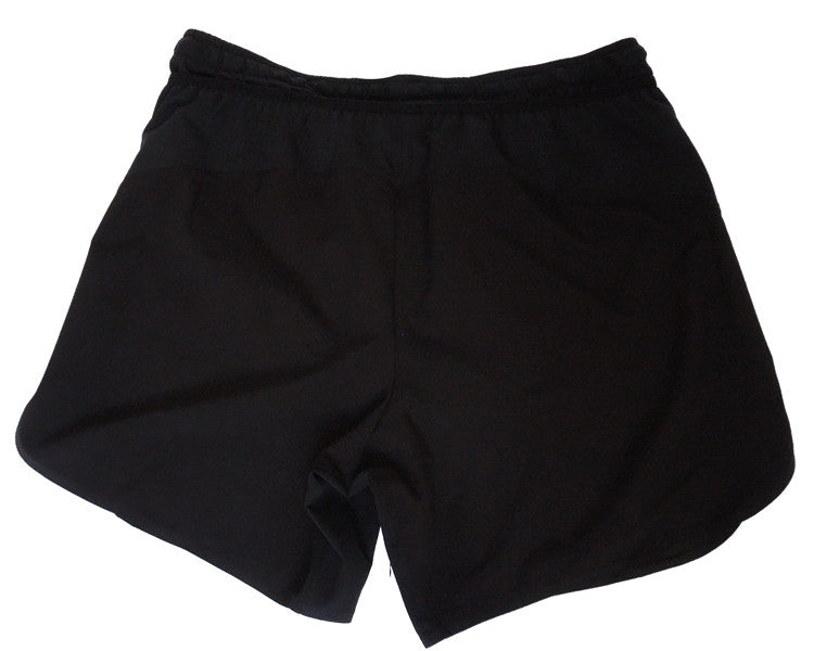 DWR Run Shorts: Black
