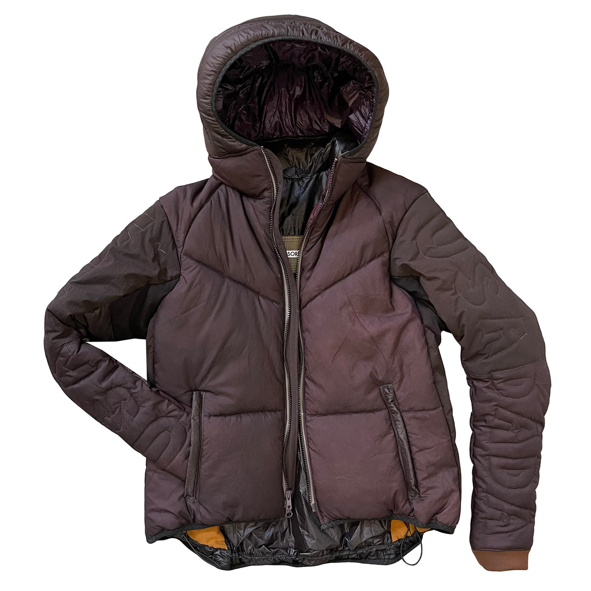 USADADA™ PUFF JACKET