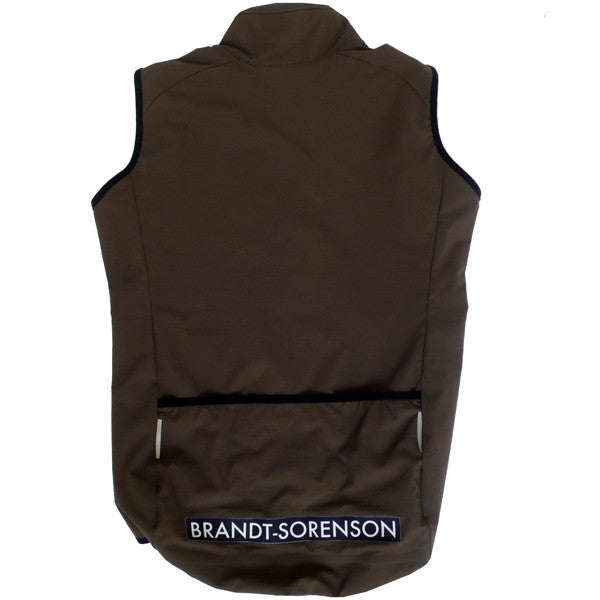 DWR Vest: Chocolate 2015