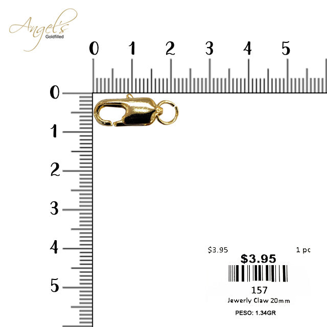 Jewerly Claw 20mm - 157