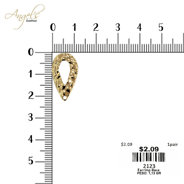 Earring Base - 2123