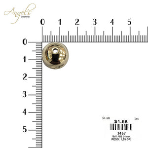 Satin Ball 14mm - 2467