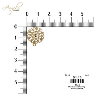 Earring Base - 2948