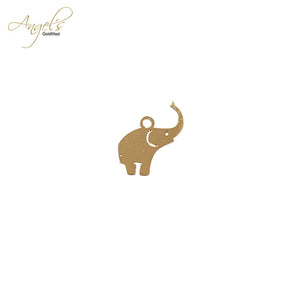 Mini Elephant Pendant - 5806