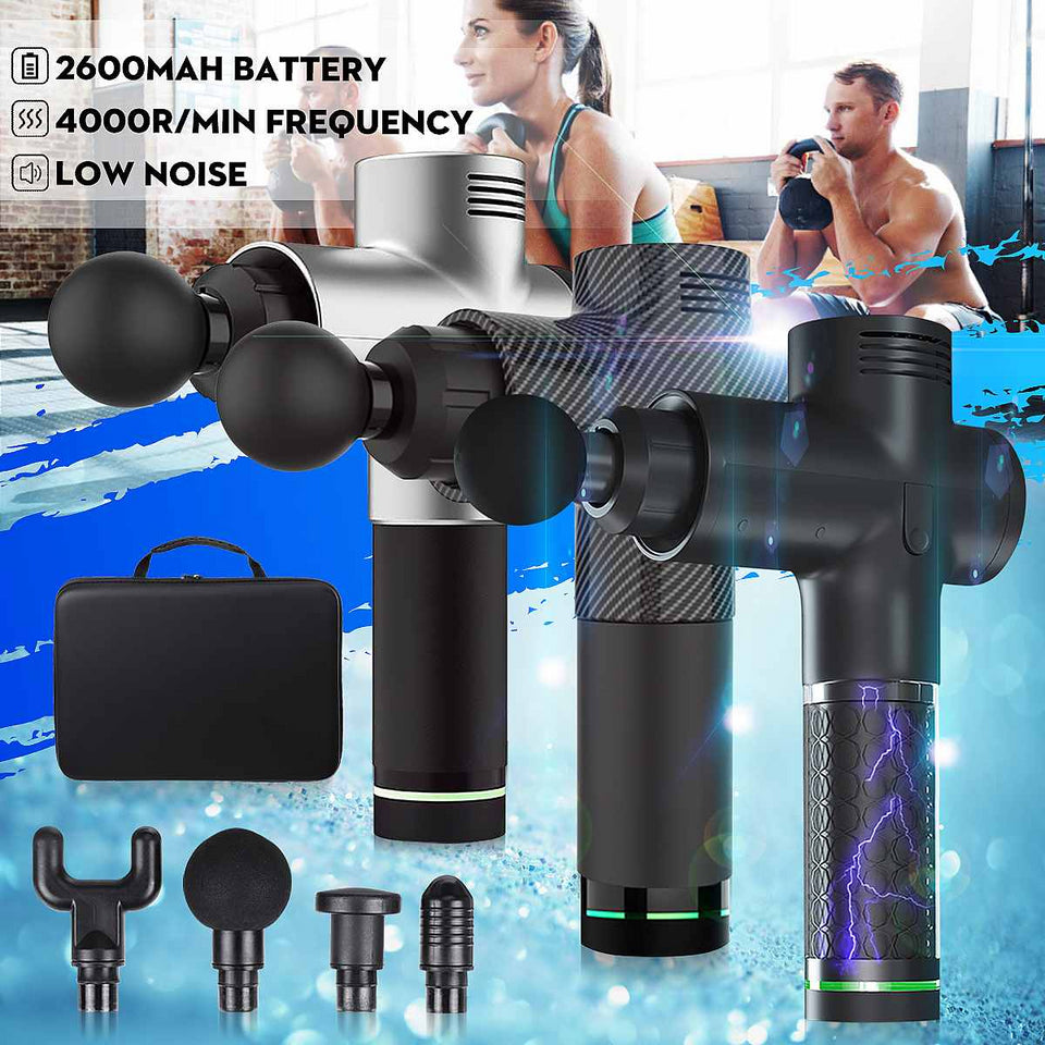 Massage Gun - Yourworldshop