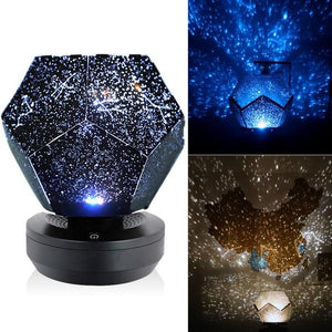 Galaxy Projector, Starry Night Light Projector