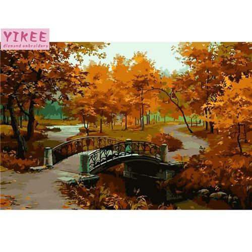 YourWorldShop GX461 / 40x50cm no frame Fabulous Paintings by Numbers 17306505-gx461-40x50cm-no-frame