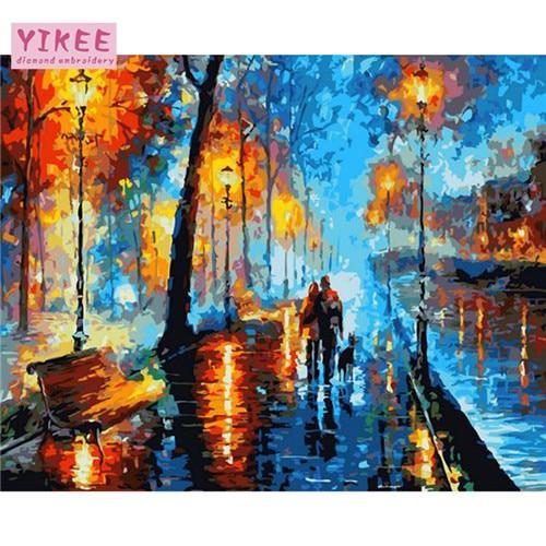 YourWorldShop GX524 / 40x50cm no frame Fabulous Paintings by Numbers 17306505-gx524-40x50cm-no-frame