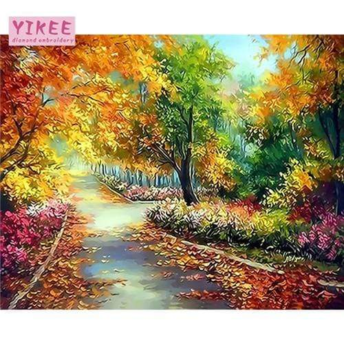 YourWorldShop GX622 / 40x50cm no frame Fabulous Paintings by Numbers 17306505-gx622-40x50cm-no-frame