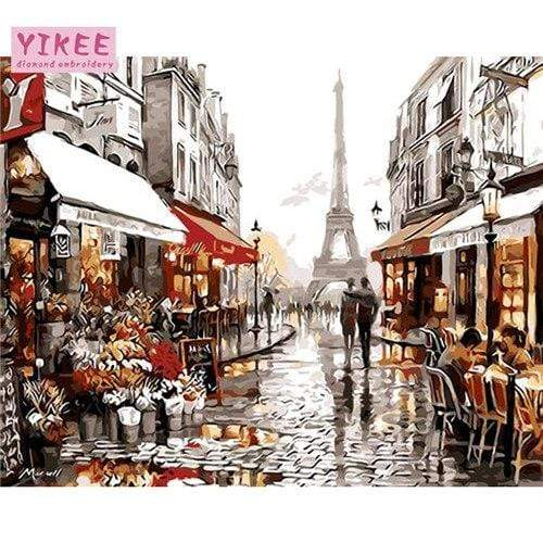 YourWorldShop GX783 / 40x50cm no frame Fabulous Paintings by Numbers 17306505-gx783-40x50cm-no-frame