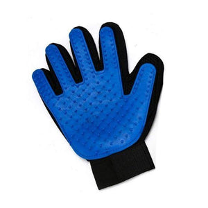 YourWorldShop Right Hand Blue / As Picture Pet Grooming Glove 16501155-right-hand-blue-as-picture