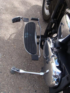 KAWASAKI VULCAN HIGHWAY PEG MOUNTS (MOUNT TO STOCK FLOORBOARDS)