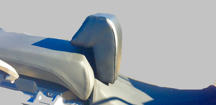 (COMING SOON) ADV Backrest  for (Triumph Tiger 1200, BMW GS 1200)