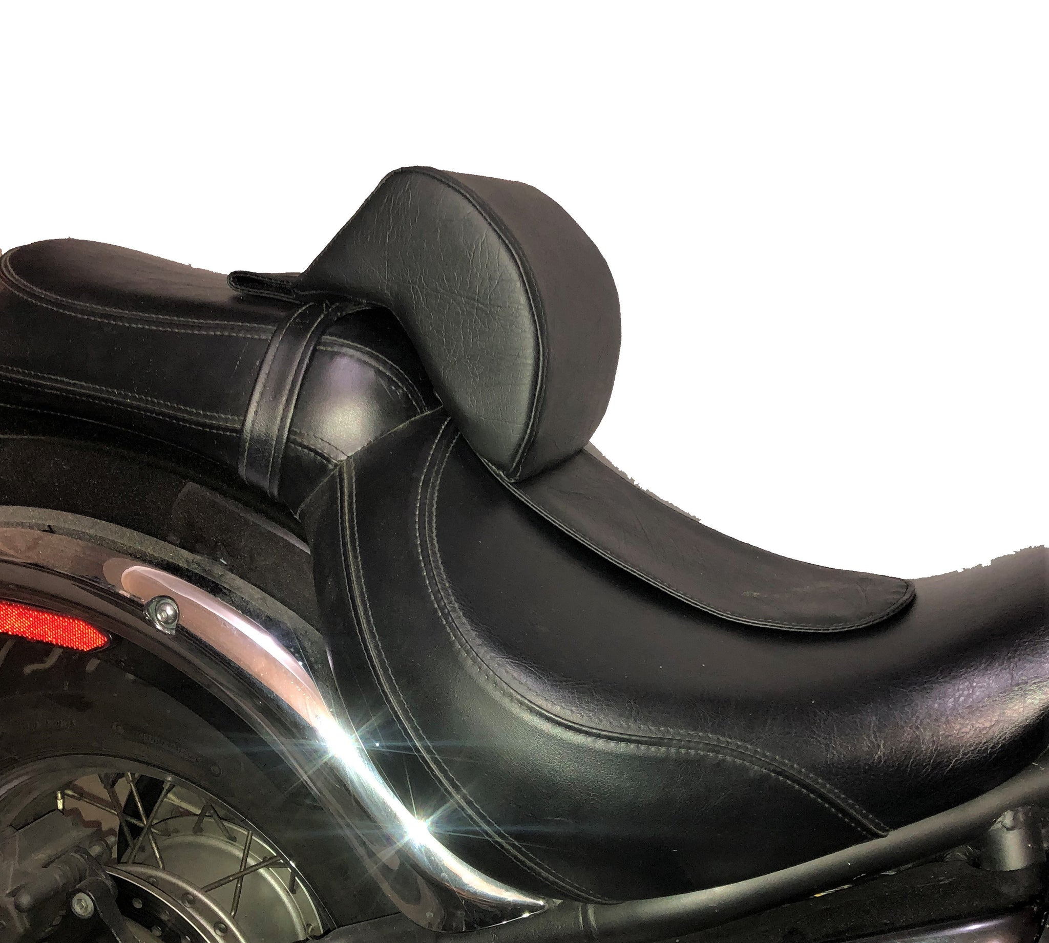 Motorcycle Driver Backrest Lumbar Support Comfort Zone Ride
