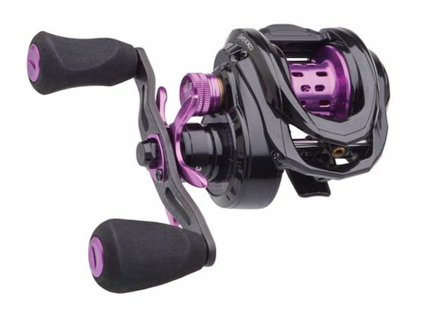 Garcia Revo EXD Casting Reel 11BB 8.0:1 Right Hand