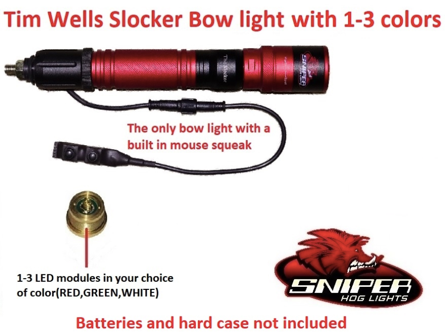 Tim Wells Slocker Bow Light