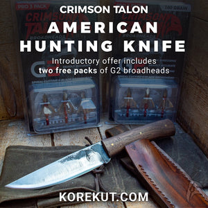 AMERICAN HUNTING KNIFE