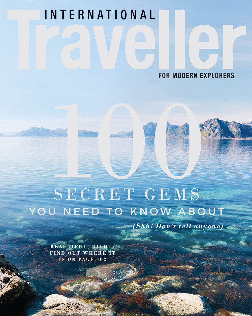 International Traveller Issue 25