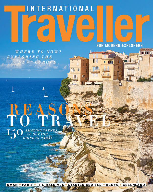 International Traveller Issue 31