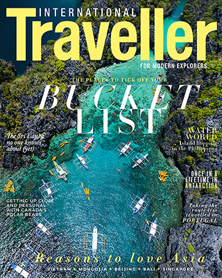 International Traveller Issue 32