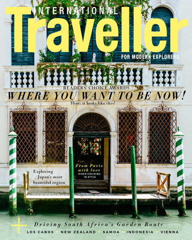 International Traveller Issue 33