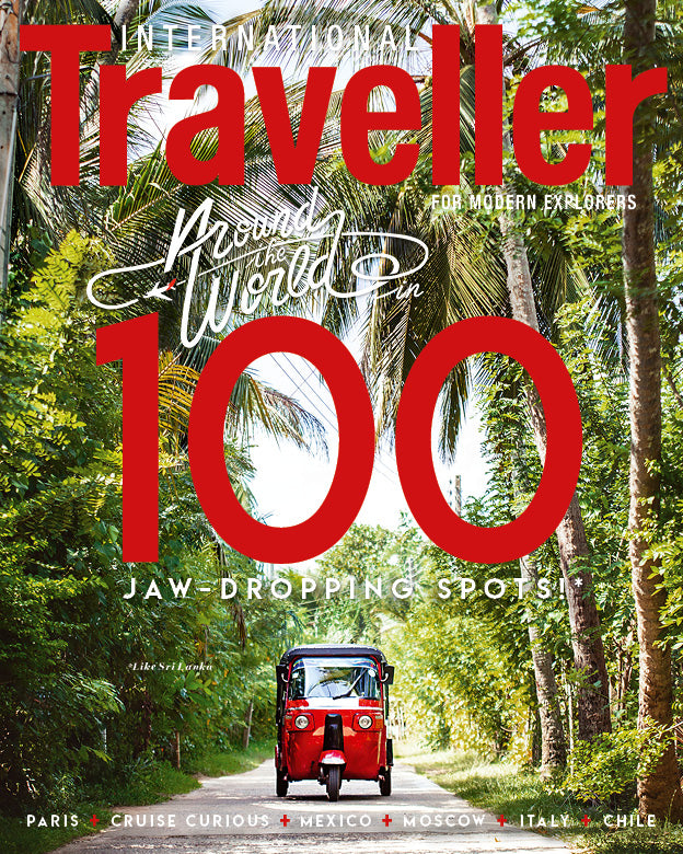 International Traveller Issue 38 (Sep/Oct/Nov 2019)