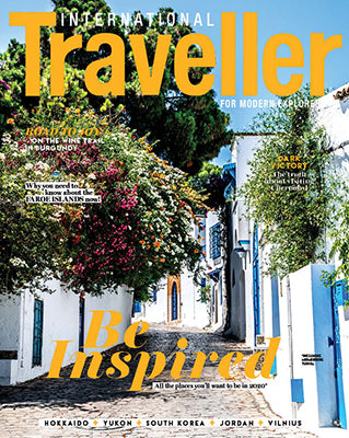 International Traveller Issue 39 (Dec/Jan/Feb 2019/2020)