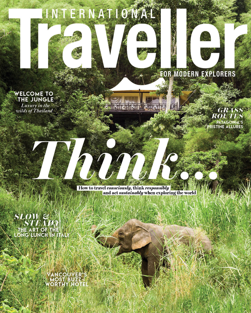 International Traveller Issue 40 (Mar/Apr/May 2020)