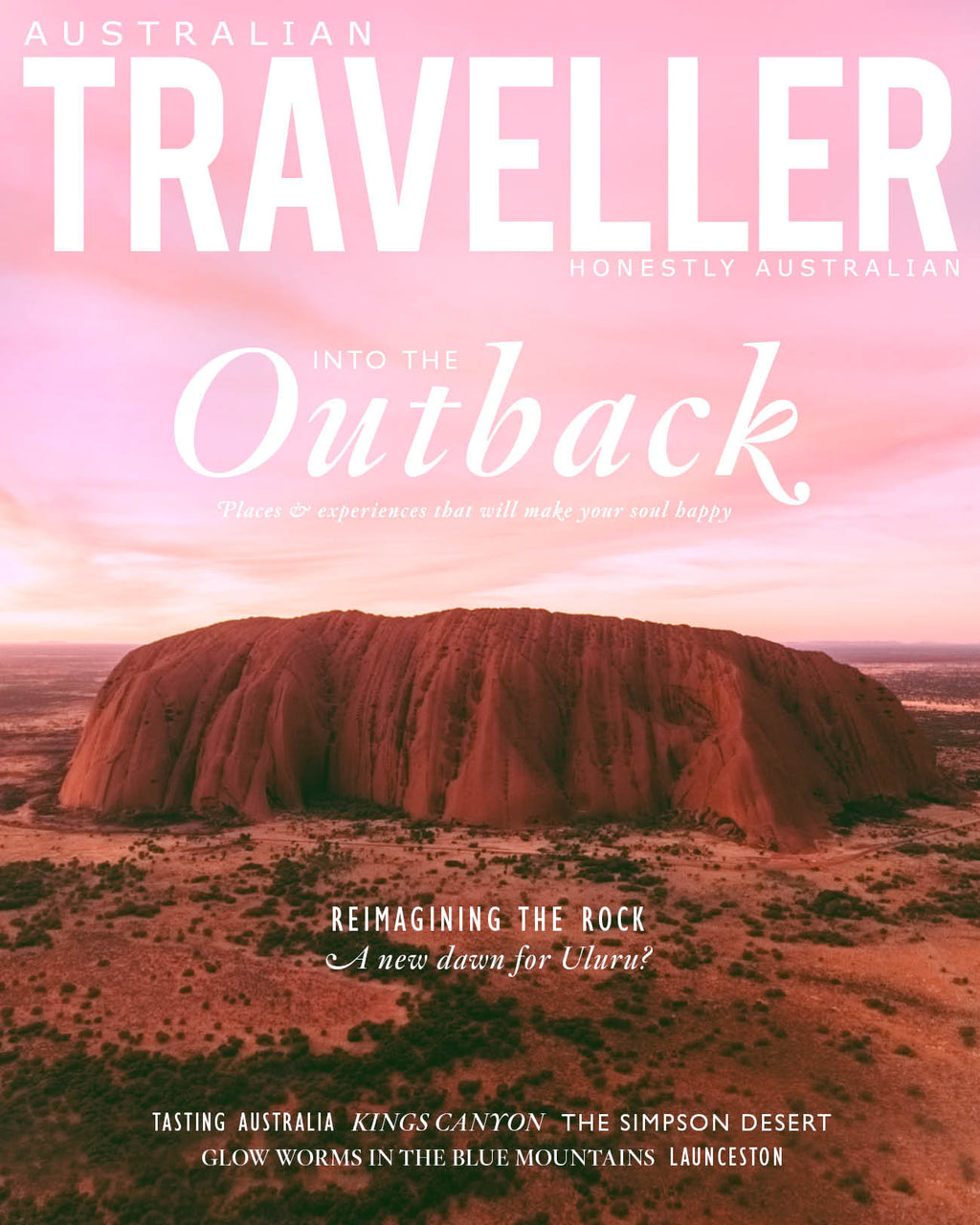 Australian Traveller Issue 86 (Feb/Mar/Apr 2020)