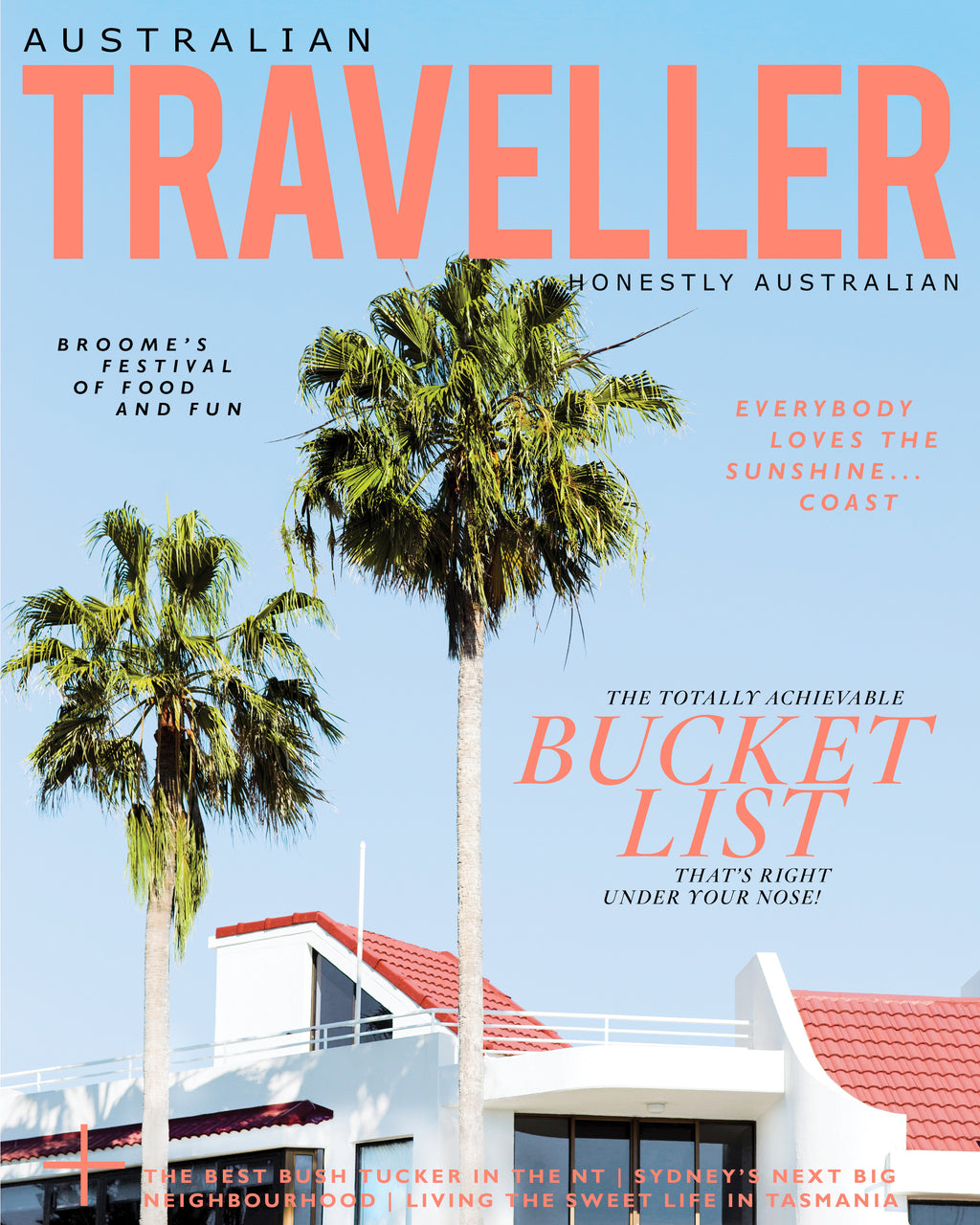 Australian Traveller Issue 76