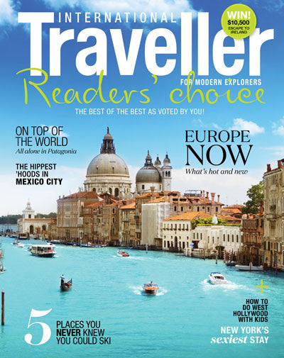 International Traveller Issue 17