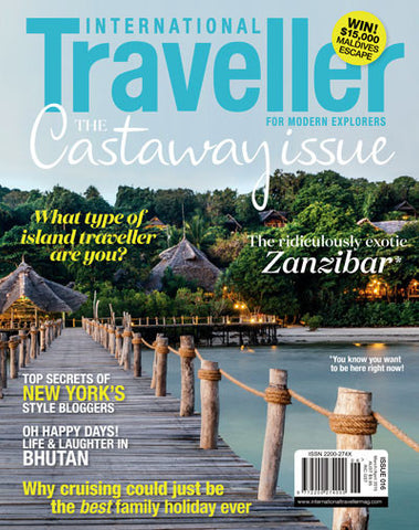 International Traveller Issue 16