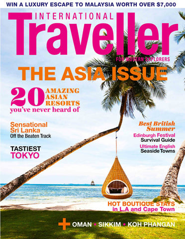 International Traveller Issue 05