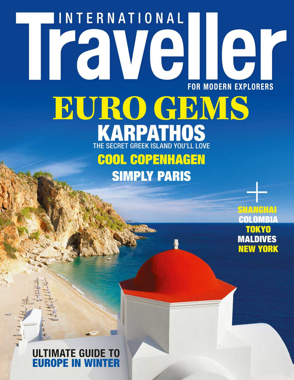 International Traveller Issue 08
