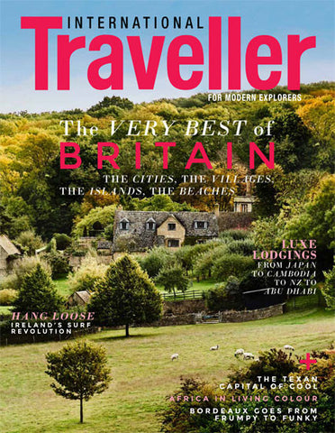 International Traveller Issue 22