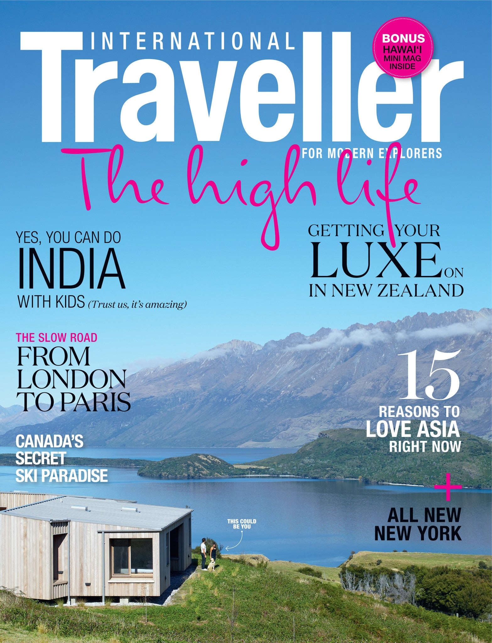International Traveller Issue 18