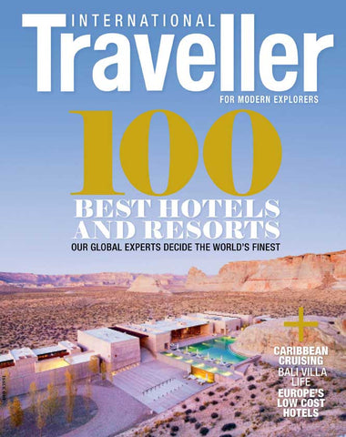 International Traveller Issue 07