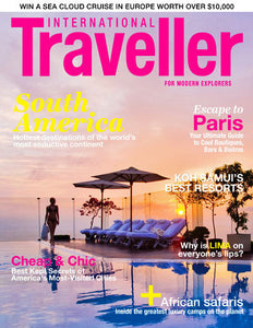 International Traveller Issue 02