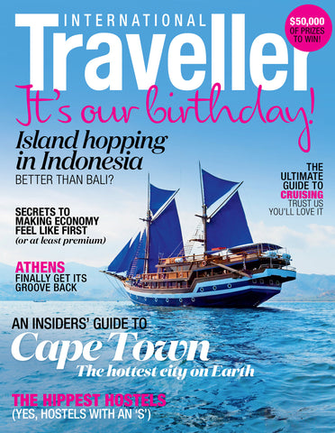 International Traveller Issue 12
